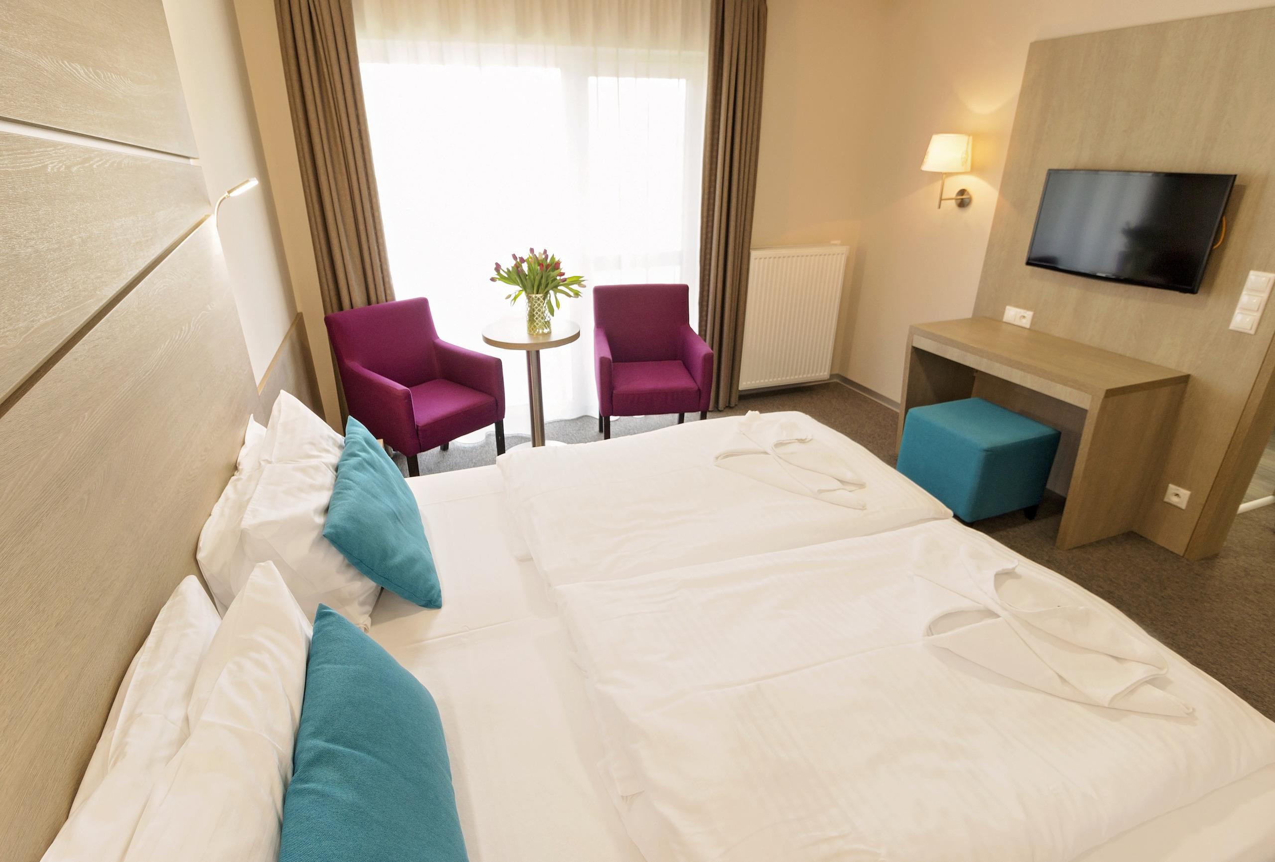 3ec44c7ba9 Hotel Aqua Varga ubytování Veľký Meder izba